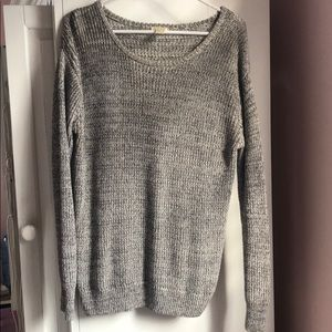 Forever 21 Gray Sweater